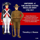 Uniforms of The United States Regular Army, 1784-1917