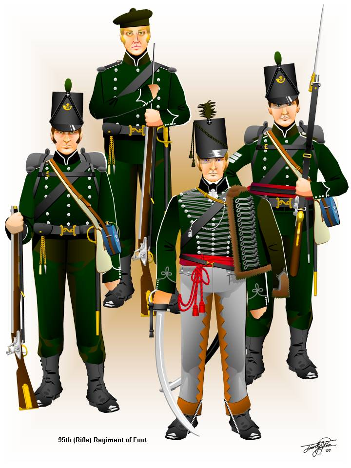 1000 Images About British Napoleonic Uniforms On