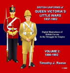 British Uniforms of Queen Victoria�s Little Wars, 1866-1902